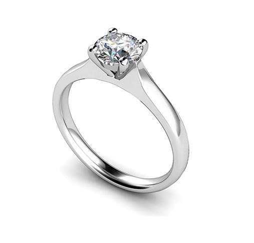 platinium ring