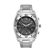 Caravelle New York by Bulova Men's Chronograph Stainless Steel Bracelet Watch