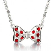 Disney – Minnie Mouse Bowtique Necklace
