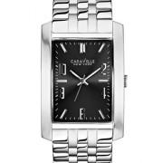 Caravelle New York by Bulova Men's Stainless Steel Bracelet Watch