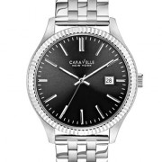 Caravelle New York by Bulova Men's Stainless Steel Bracelet