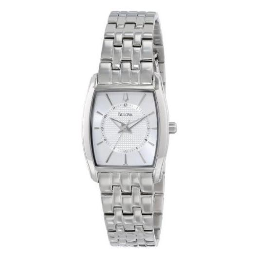246-Bulova-96L130-Silver-Dial-Bracelet-Watch-for-Women-1