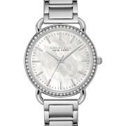 Caravelle New York by Bulova Women's Stainless Steel Bracelet Watch 34mm