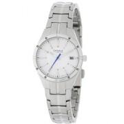 Silver Dial Bracelet Watch
