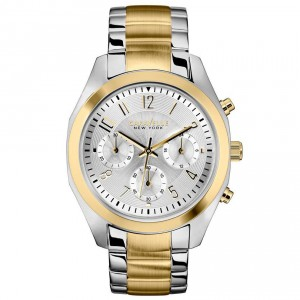 990-Caravelle-New-York-by-Bulova-Women-s-Chronograph-Two-Tone-Stainless-Steel-Bracelet-Watch-36mm-45L136-1