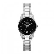 Black Dial Bracelet Watch