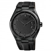 Eco-Drive CTO Black Ion-Plated Watch