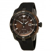 Ecosphere Brown Dial