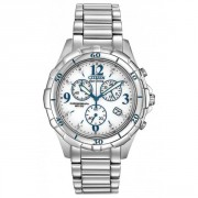 Eco-Drive Chronograph Watch
