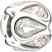 Embrace – Clear Swarovski Bead