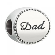 Family Disc Bead – Dad