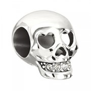 Love You To Death – Skull Bead