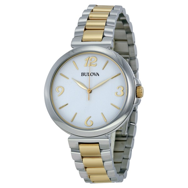 bulova-sport-white-dial-twotone-ladies-watch-98l194