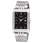 Men's Stainless Steel Bracelet Watch