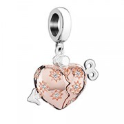 Cupid's Arrow Locket