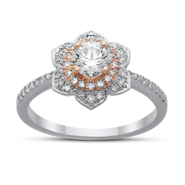 Terra Diamond Ring - madeinUSAdiamonds